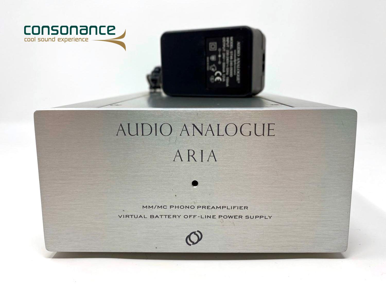 Audio Analogue aria