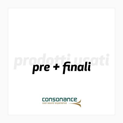 Pre + Finali