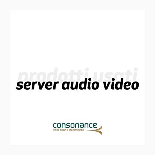 Server Audio Video
